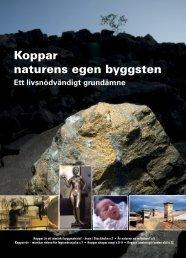 Koppar naturens egen byggsten - Scandinavian Copper ...