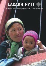 Specialnummer av Ladakh-nytt nr 3-4/2006 - Ladakhs vänner