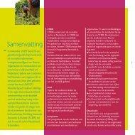 Recreatie en toerisme dragen landschap en economie - Stichting ...