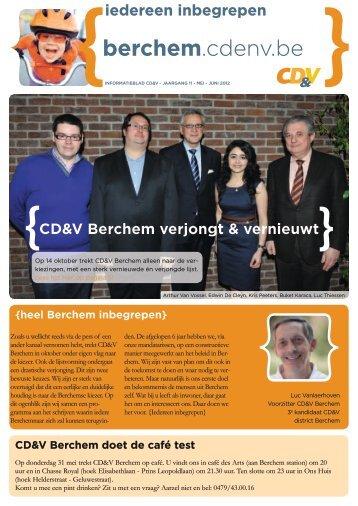 Berchem - CD&V