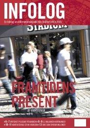 1 2005, Framtidens present - Strålfors