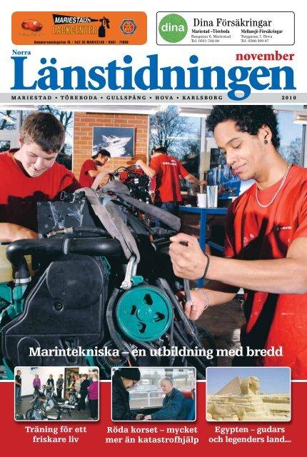 Marintekniska – en utbildning med bredd - Länstidningen