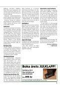 Ordföranden har ordet • Rapport från årsmötet ... - Mora Golfklubb - Page 3