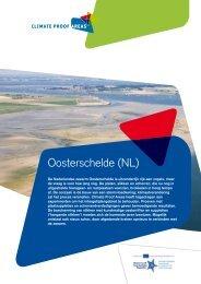 Oosterschelde (NL) - Nieuwsbrief Climate Proof Areas