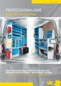 een professionele inrichting van uw bedrijfswagen heeft ... - VTC - Page 5