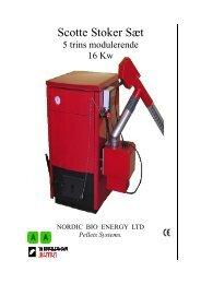 Manual scotte 5 trin 16 kw - Nordjysk bioenergi