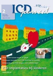 ICD-implantaties bij kinderen - Stichting ICD dragers Nederland