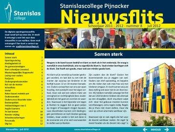 Nieuwsflits - Stanislas College