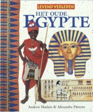 Doe boek - Het oude Egypte - Ov Arcade