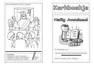Dit kerkboekje is van ... - Hervormde Gemeente Barneveld