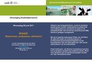 Uitnodiging en programma Arbeid 22062011_1.pdf - Vereniging ...