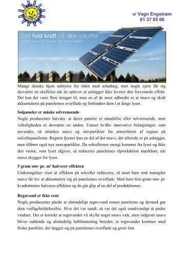 Blå Vinduespolering v - ENVO Group A/S