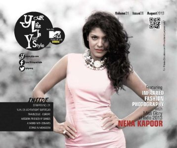 #8 Your Life In Your Style August Edition YLIYS Online Youth Magazine