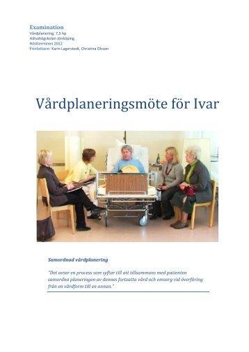 Ivars vårdplaneringsmöte