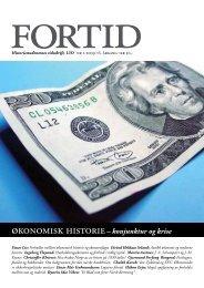 økonomisk historie– konjunktur og krise - Fortid