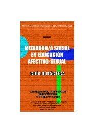 Curso MEDIADOR/A EN EDUCACIÓN AFECTIVO-SEXUAL. Guia Didactica