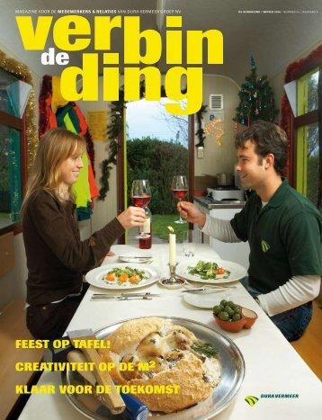 De Verbinding, december 2006 - Dura Vermeer