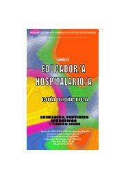 Curso Educador Hospitalario (pedagogia hospitalaria). Guia Didactica
