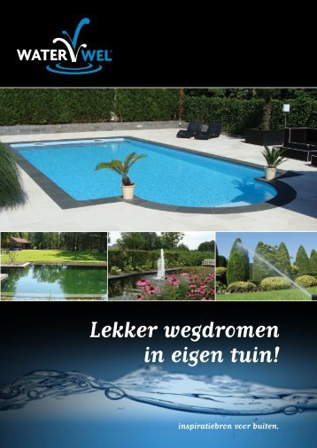 Bekijk onze brochure - Waterwel