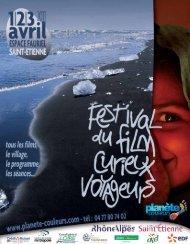 Festival du film Curieux Voyageurs - Loire Solidaires