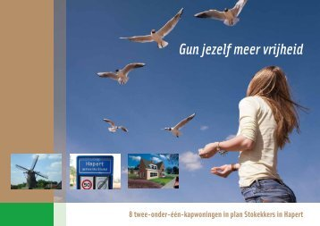 brochure - Woningstichting de Zaligheden