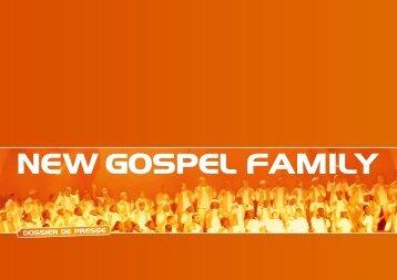 DOSSIER DE PRESSE - New Gospel Family