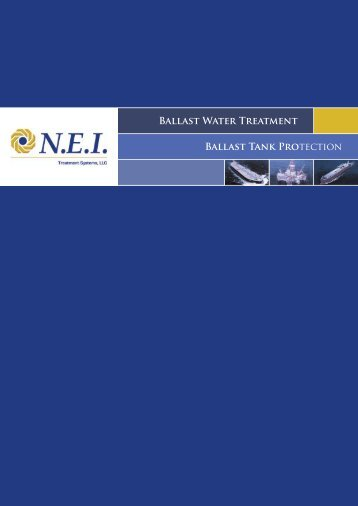Ballast Water Treatment Ballast Tank Protection