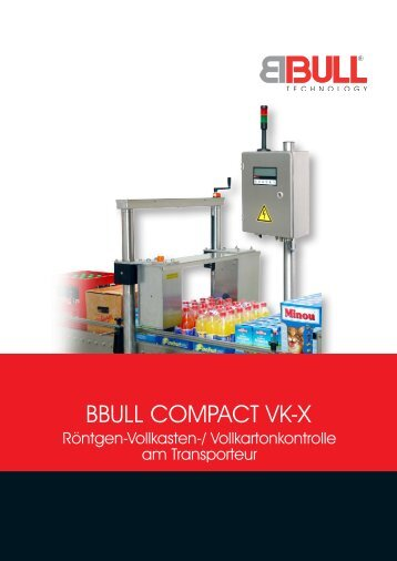 BBULL COMPACT VK-X