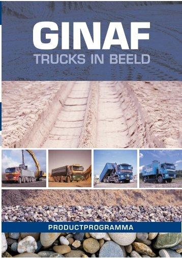 TRUCKS IN BEELD - Ginaf