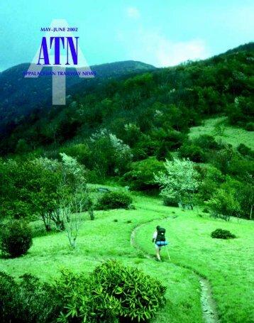 ATN May-June 2002 - Appalachian Trail Conservancy