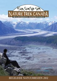 Brochure - Nature Trek Canada