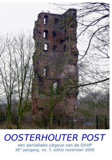 OP 11 2009.pdf - Oosterhoutse Vereniging van ...