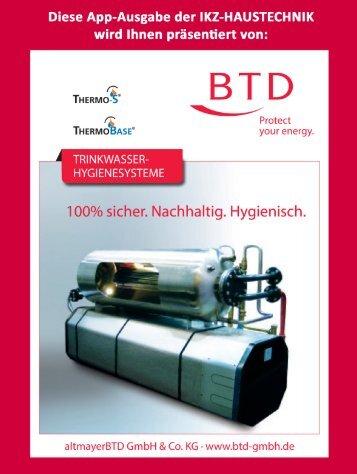 IKZ Haustechnik - Ausgabe 15/16