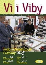 Byggnadsvårdsläger i Lundby 4-5 - Viby församling