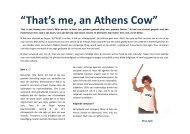 Simon Decat, That's me, an Athens Cow, - 174 kb - Davidsfonds