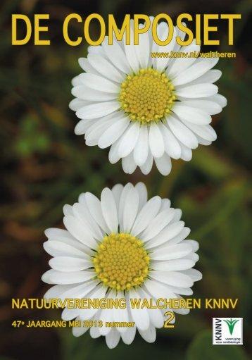 De Composiet - meinummer 2013 - KNNV Vereniging voor ...