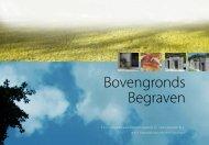 Bovengronds Begraven - G. van Leeuwe bv