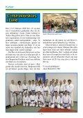 Styrelsen 2009 - Ju-jutsu Kai - Page 7