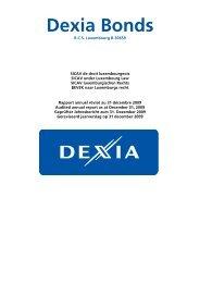 Dexia Bonds - PrimeIT