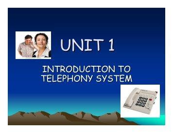 Bab 1 Telefoni