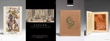 Imprima o catálogo (PDF - 5,5MB) - Fólio Livraria Antiquária