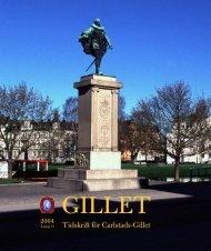Läs nr 17 som pdf-fil (1,8 MB) - Carlstads-Gillet