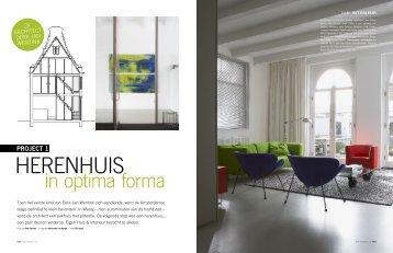 April eigenhuis interieur dirk jan broekhuizen for Eurlings interieur