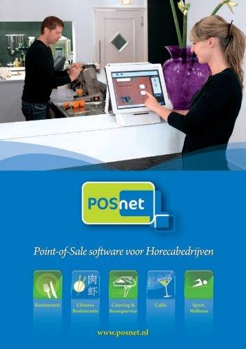 Point-of-Sale software voor Horecabedrijven - PortaPOS