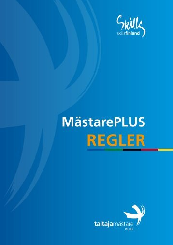 regLer - Skills Finland ry
