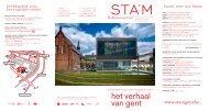 het verhaal van gent - Visit Gent