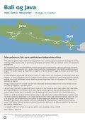 Bali og Java - Stjernegaard Rejser - Page 2
