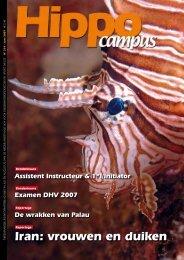 Hippocampus nr. 214 (juni 2007) - volledige uitgave