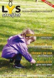 Nr. 2 - 2011 - LYS-strejfet.dk