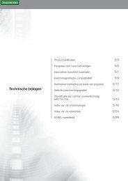 Technische bijlagen - Schneider Electric